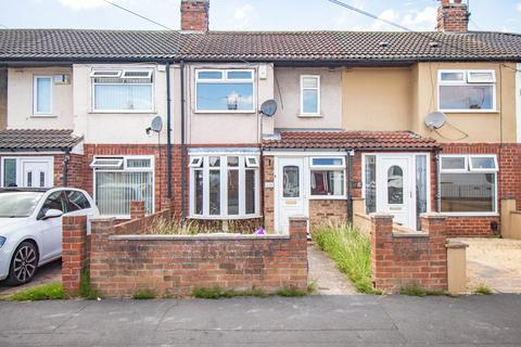 2 bedroom terraced house to rent - Moorhouse Road, Hull HU5