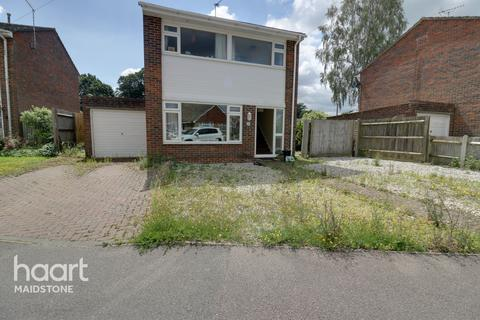 3 bedroom detached house for sale - Cayser Drive, Maidstone