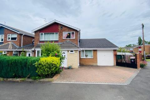 5 bedroom detached house to rent - ROCHESTER ROAD, NEWTON HALL, DURHAM CITY
