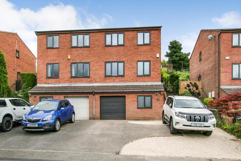 3 bedroom semi-detached house for sale - Holmley Lane, Dronfield, Derbyshire, S18 2HS