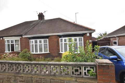 2 bedroom semi-detached bungalow for sale - Wimbourne Avenue, High Barnes