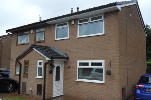 3 bedroom semi-detached house for sale - Poppy Close, Chadderton