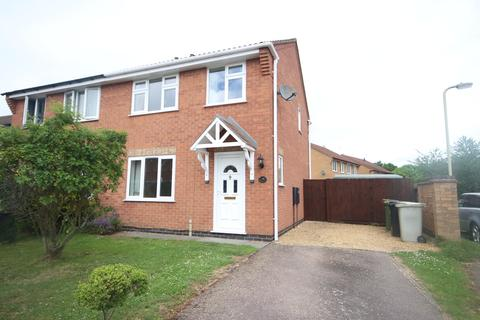 3 bedroom semi-detached house to rent - Plover Close, Oakham