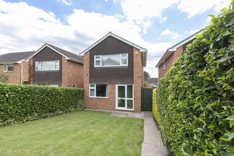 3 bedroom detached house for sale - Yew Tree Close, Cheltenham GL50 4RQ
