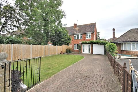3 bedroom semi-detached house for sale - Hithermoor Road, Staines-upon-Thames, Surrey, TW19