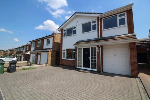 4 bedroom detached house to rent - Thirlmere Drive, Loughborough