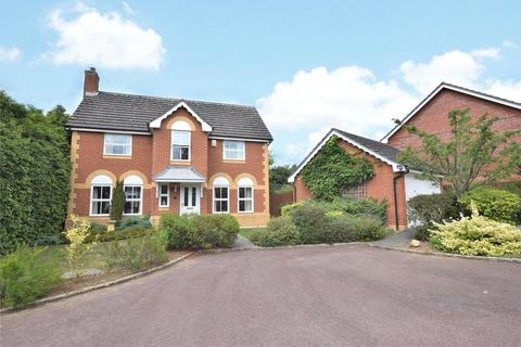 4 bedroom detached house for sale - Thomas Drive, Warfield, Bracknell, Berkshire, RG42
