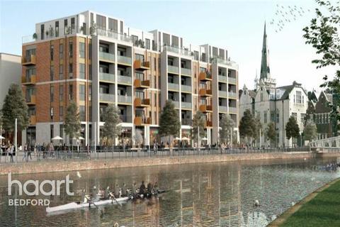 2 bedroom flat to rent - Bedford