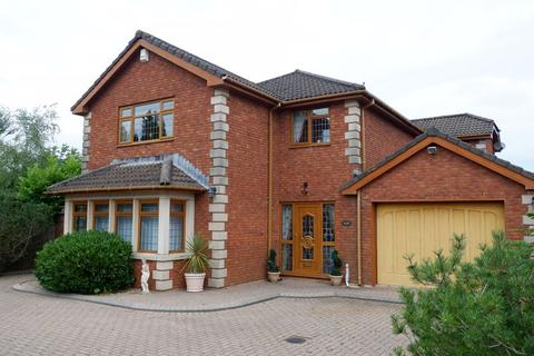 4 bedroom detached house for sale - Heol Dowlais, Efail Isaf CF38 1BB
