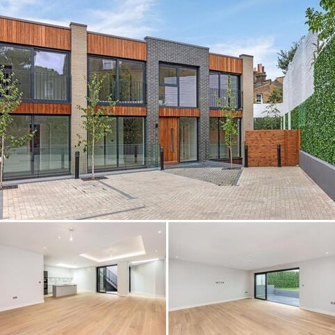4 bedroom end of terrace house for sale - Filmer Road, London