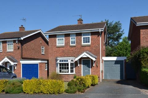 3 bedroom detached house for sale - Norbury Close, Gnosall, Stafford