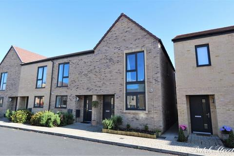 2 bedroom end of terrace house for sale - Patch Street, Combe Down, Bath