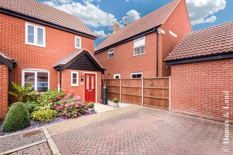 2 bedroom end of terrace house for sale - Neptune Close, Bradwell