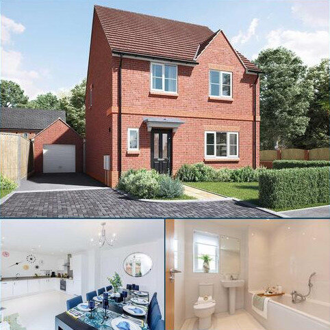 4 bedroom detached house for sale - Plot 303, The Mylne II at Blue Mountain, Wood Lane, Binfield, Berkshire RG42
