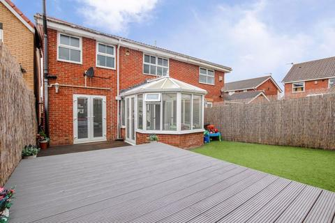 3 bedroom semi-detached house for sale - Greenhills, Killingworth, NE12