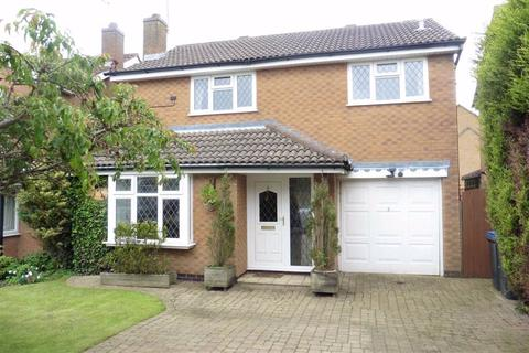4 bedroom detached house for sale - Cornwall Way, Hinckley
