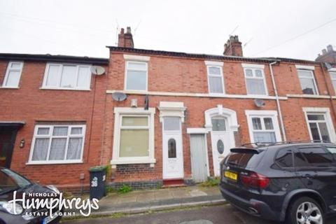 2 bedroom terraced house to rent - Jefferson Street, Tunstall, ST6