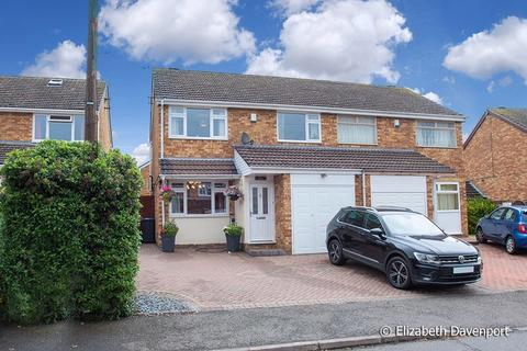 3 bedroom semi-detached house for sale - Rowan Close, Binley Woods