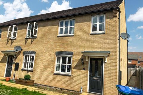 3 bedroom semi-detached house to rent - Dragoon Road, New Stoke Village, CV3 1PD