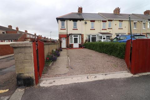 3 bedroom end of terrace house for sale - Cavendish Gardens, Ashington