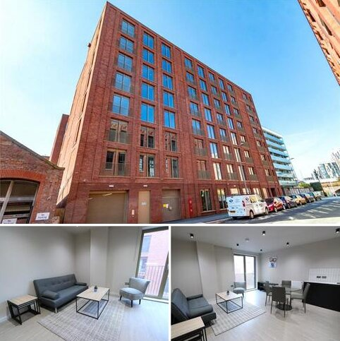 1 bedroom apartment to rent - Hulme Hall Road, Manchester, M15