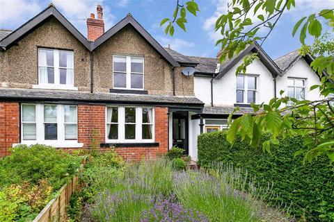3 bedroom terraced house for sale - Woodlands Avenue, Harrogate, North Yorkshire