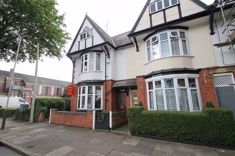 4 bedroom terraced house to rent - Sweetbriar Road, West End, Leicester, LE3 1AP