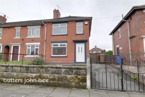 2 bedroom end of terrace house to rent - Dale Avenue, Stoke on trent