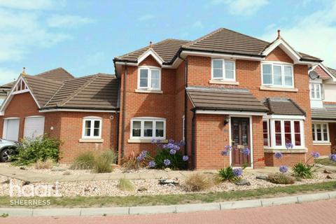 4 bedroom link detached house for sale - Jasmin Close, Sheerness