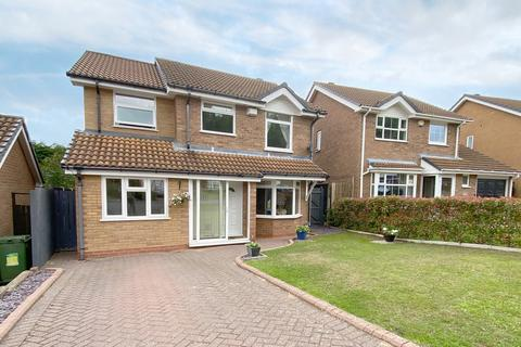 5 bedroom detached house for sale - Stoneton Crescent, Balsall Common, Coventry