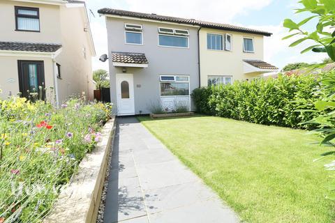 3 bedroom semi-detached house for sale - Queen Elizabeth Drive, Beccles
