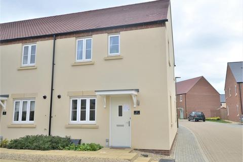 2 bedroom end of terrace house for sale - Salisbury Walk, Bicester