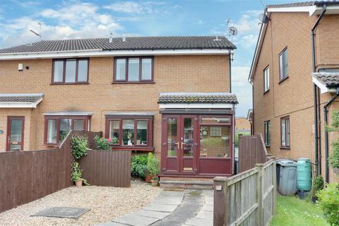 1 bedroom semi-detached house for sale - Derwent Close, Alsager, Stoke-On-Trent