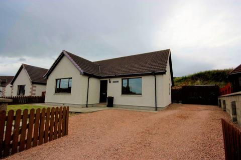 3 bedroom detached bungalow for sale - Springfield, Tower Street, Golspie KW10 6SB