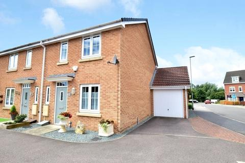 3 bedroom end of terrace house for sale - Harvey Street, Melton Mowbray, Leicestershire