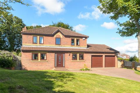 4 bedroom detached house for sale - The Hollow, North Seaton Village, Ashington, Northumberland, NE63