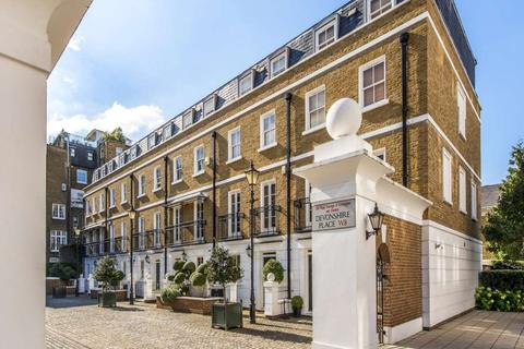 4 bedroom semi-detached house for sale - Devonshire Place, Kensington Green, London, W8