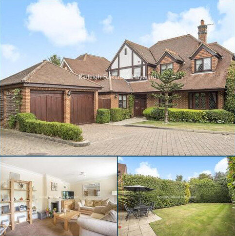 5 bedroom detached house for sale - Ridgemead Close, Southgate
