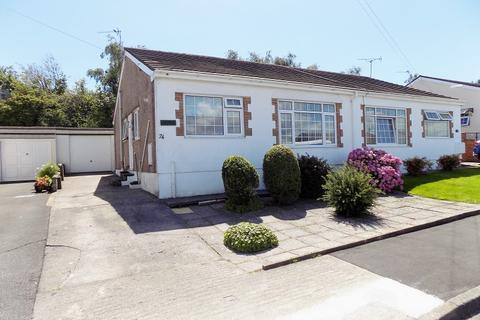 2 bedroom semi-detached bungalow for sale - Heol-Y-Bardd, Bridgend, Bridgend County. CF31 4TB