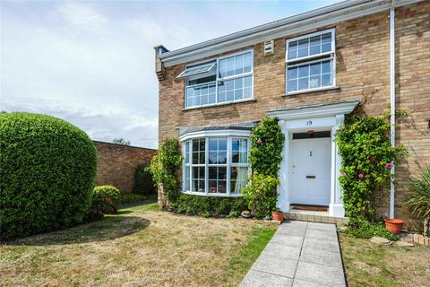 4 bedroom end of terrace house for sale - Wedgwood Drive, Whitecliff, Poole, Dorset, BH14