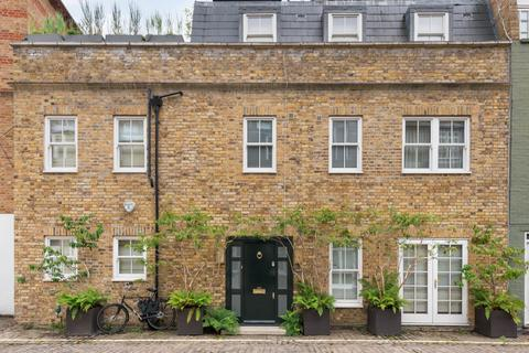 3 bedroom terraced house for sale - Princes Mews, London