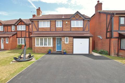 4 bedroom detached house for sale - Banister Park, Southampton