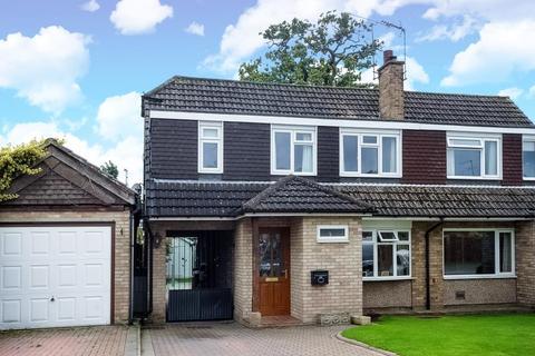 4 bedroom semi-detached house to rent - Bagshot,  Surrey,  GU19