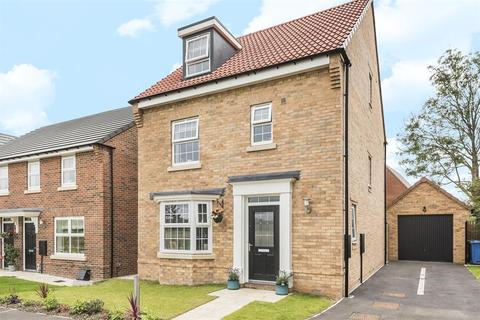 4 bedroom detached house for sale - Hopkin Way, Pocklington, York, YO42 1AN