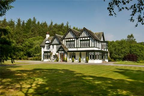 6 bedroom detached house for sale - Dalriach House, Pitlochry, Perthshire, PH16