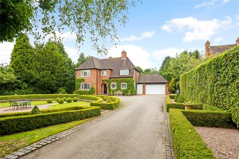 4 bedroom detached house for sale - Mereside Road, Mere, Knutsford, Cheshire, WA16
