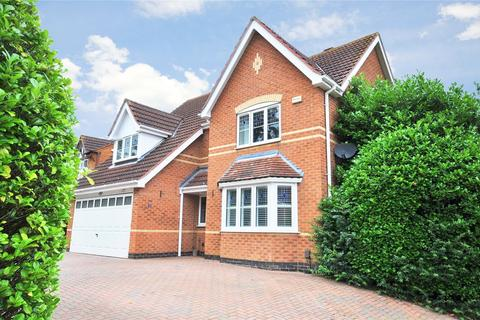 4 bedroom detached house for sale - Camomile Road, Melton Mowbray, Leicestershire