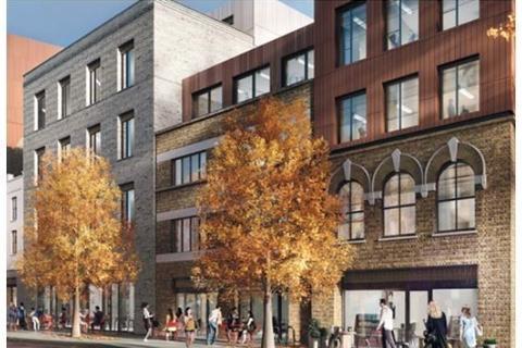 1 bedroom apartment for sale - Shoreditch Exchange, 97-137 Hackney Road, Shoreditch, London