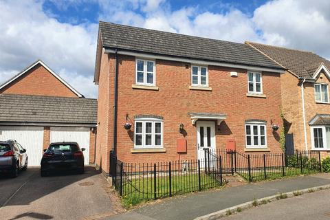 3 bedroom detached house to rent - Cavendish Way, , Grantham, NG31 9FP
