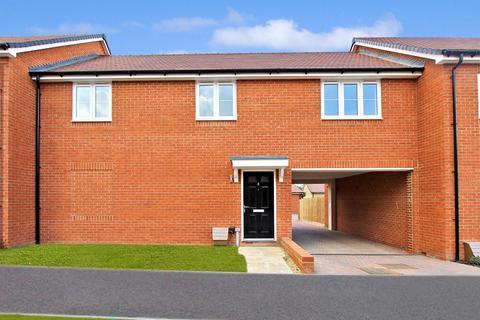 2 bedroom coach house for sale - Horseshoe Crescent, Tavistock Place, Bedford, MK45